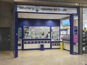 Administración de Loteria Antequera, Loteria, Centro Comercial La Verónica