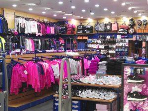 Decimas Antequera, Deportes y zapatillas Antequera, Centro Comercial La Verónica