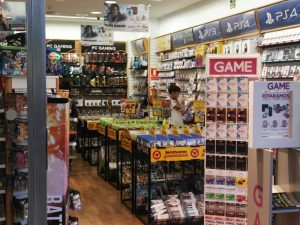 Game Antequera, Consola y videojuegos Antequera, Centro Comercial La Verónica