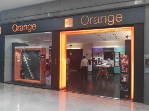 Orange Antequera, Telefonía, ADSL, Internet, Fibra, TV Antequera, Centro Comercial La Verónica