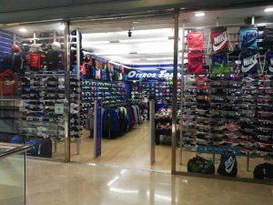 Oteros Sport Antequera, Deportes y zapatillas Antequera, Centro Comercial La Verónica