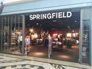 Springfield Antequera, Centro Comercial La Veronica, Moda Antequera