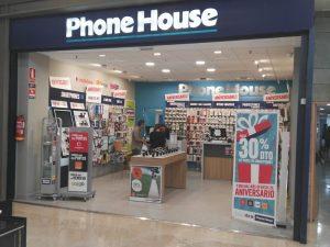 The Phone House Anquera, Telefonia Antequera, Centro Comercial La Verónica