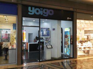 Yoigo Antequera, Telefonía, smartphones, moviles Antequera, Centro Comercial La Verónica