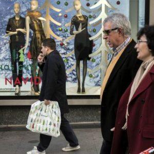 El pequeño comercio prevé una campaña de Navidad récord