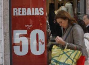 La campaña de rebajas generará más de 4.000 contratos en Málaga