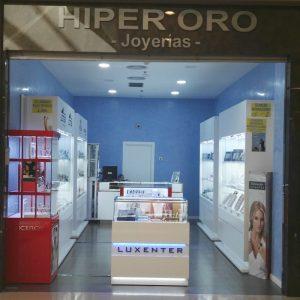 Hiper Oro Antequera, Joyería y Relojería, Centro Comercial La Verónica