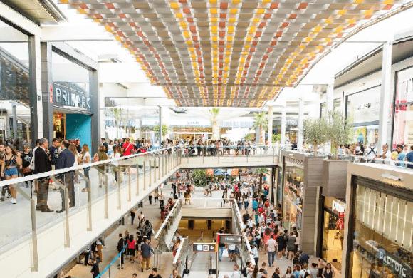 El negocio de los centros comerciales se reactiva en España