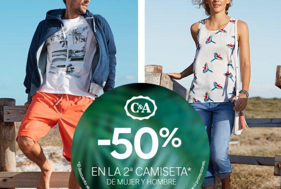 C&A: PROMO 50%