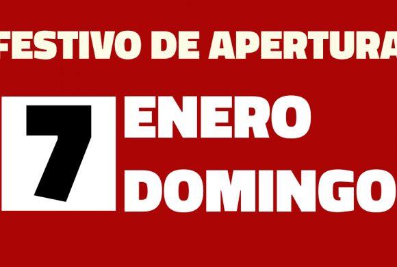 Festivo Apertura 7 Enero, Centro Comercial La Verónica Antequera