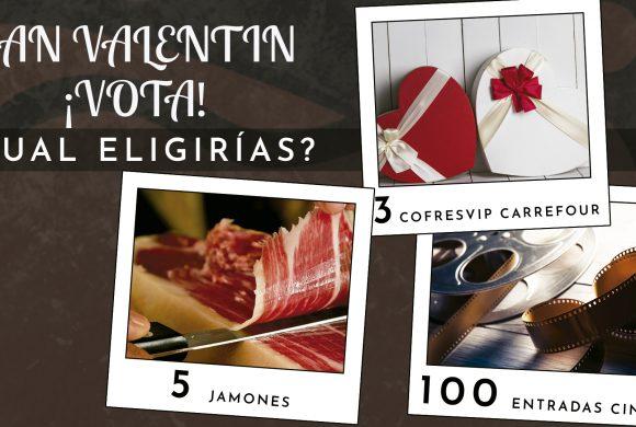 Encuesta San Valentin, Centro Comercial Comercial La Verónica