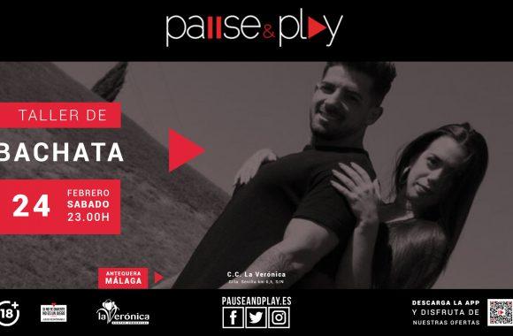 Taller bachata Latinos, Centro Comercial La Verónica
