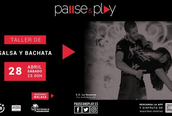 Taller Salsa y Bachata Latinos, Centro Comercial La Verónica