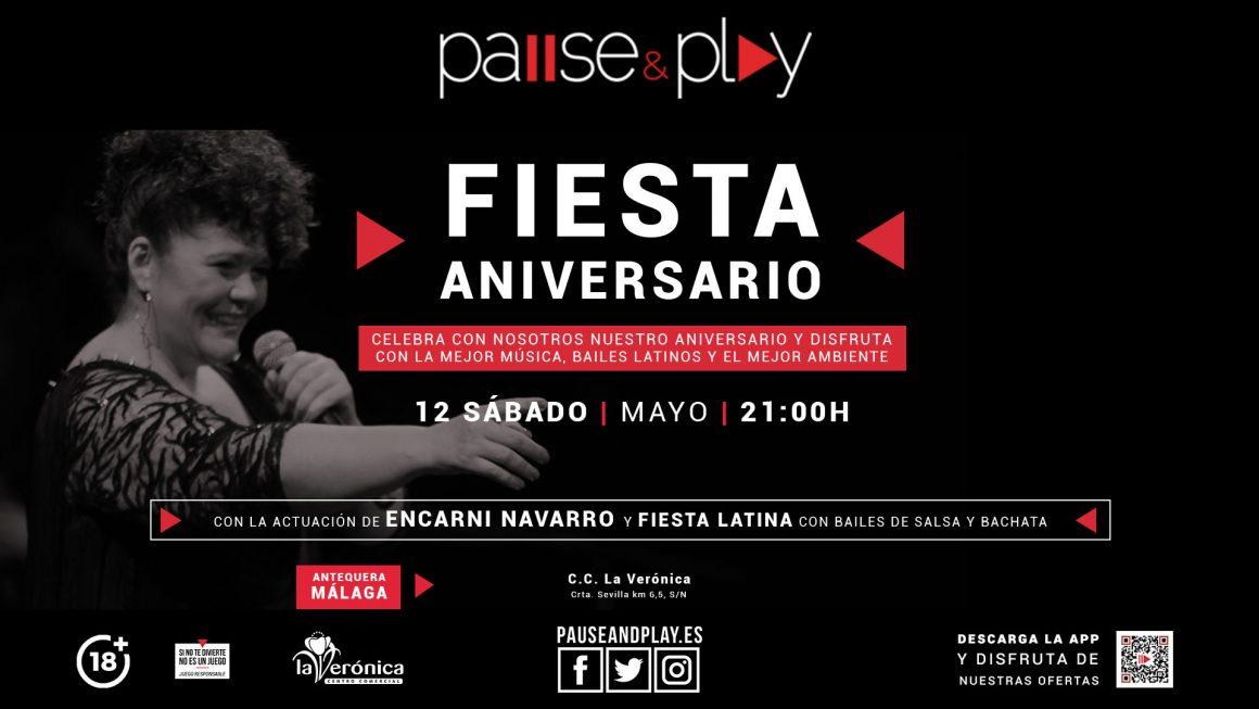 Fiesta Aniversario Latinos, Centro Comercial La Verónica