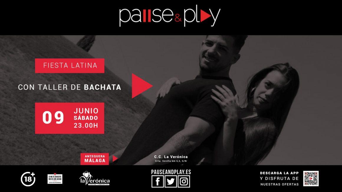 Fiesta Latina Taller de Bachata Latinos, Centro Comercial La Verónica