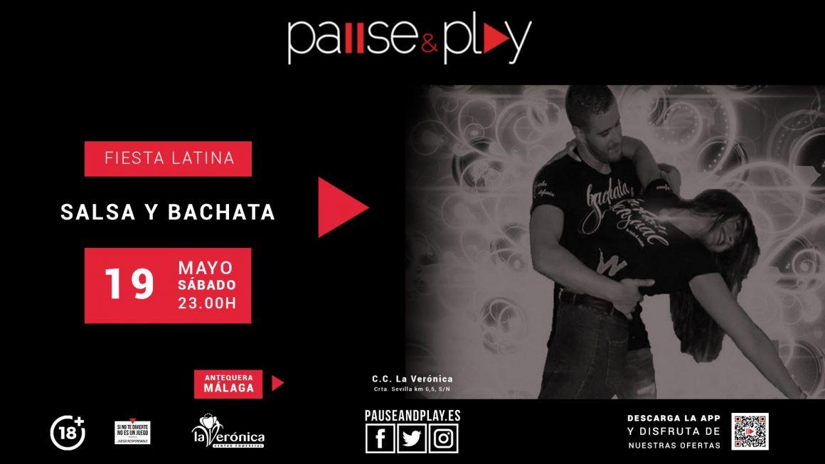 Fiesta Latina de Salsa y Bachata Latinos, Centro Comercial La Verónica
