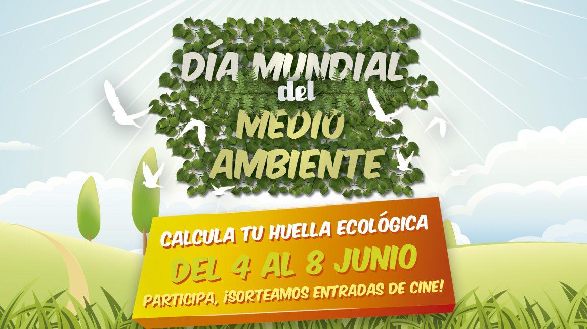Día Mundial del Planeta, Calcula tu huella ecológica, Centro Comercial La Verónica Antequera