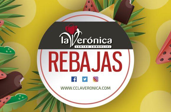 Rebajas Verano 2018, Centro Comercial La Verónica
