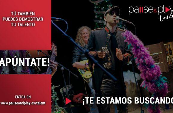 Evento Pause&Play Talent, Centro Comercial La Verónica Antequera