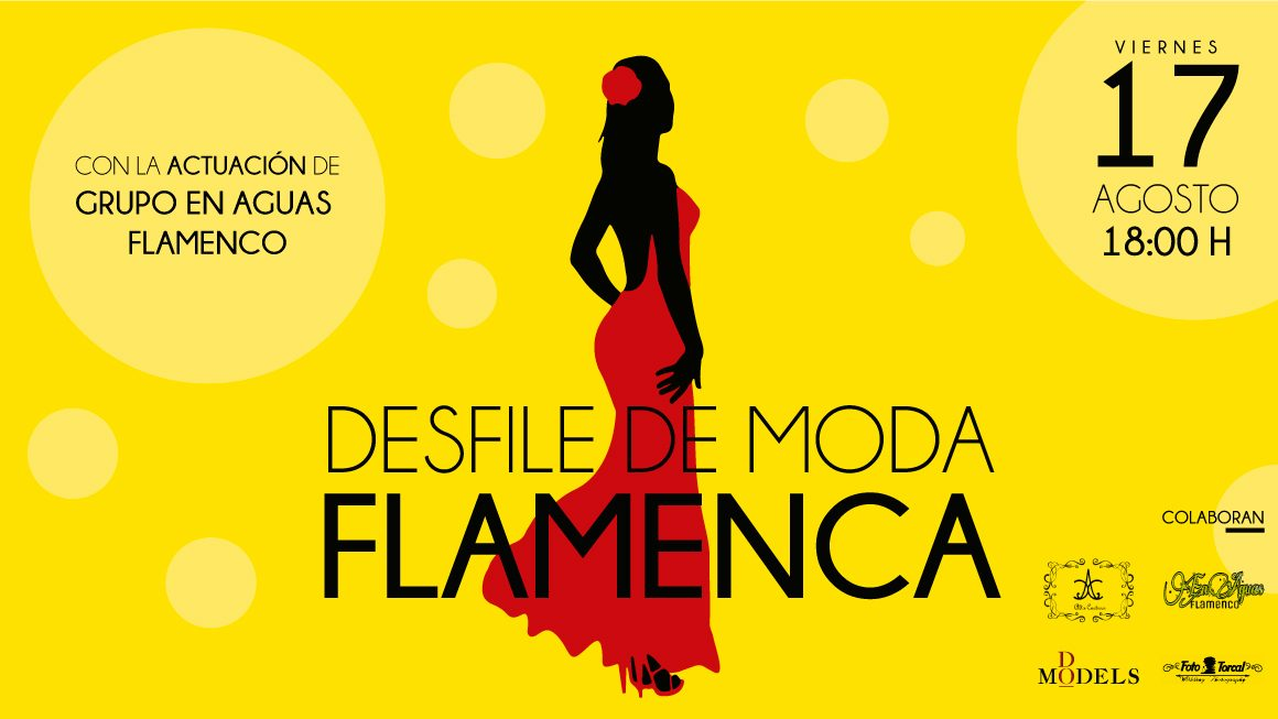 Desfile de Moda Flamenca Centro Comercial La Verónica