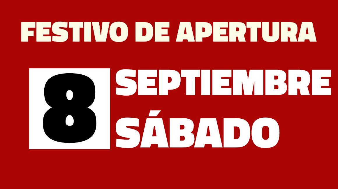 Festivo Apertura 8 Septiembre 2018, Centro Comercial La Verónica Antequera