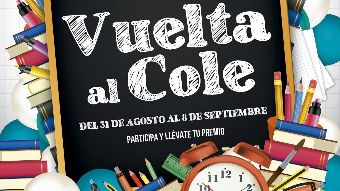 Vuelta al Cole 2018 - Centro Comercial La Verónica, Antequera