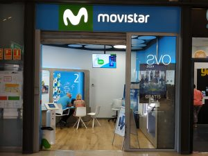 Movistar Antequera, Telefonía, ADSL, fibra y TV Antequera, Centro Comercial La Verónica