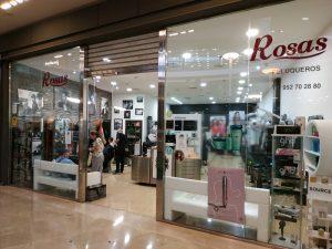 Peluquería Rosas Antequera, Peluquería Antequera, Centro Comercial La Verónica