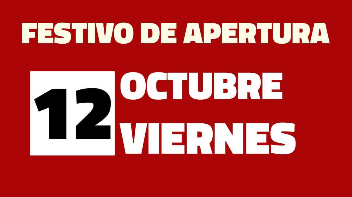 Festivo Apertura 12 Octubre 2018, Centro Comercial La Verónica Antequera