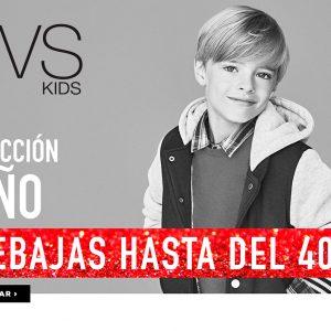 OVS KIDS: hasta 40% descuento en moda niño