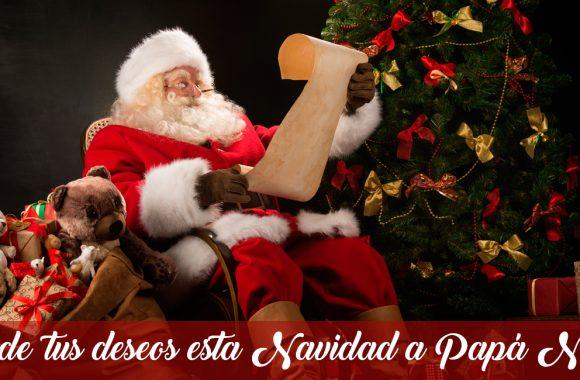 Papá Noel Antequera, Centro Comercial La Verónica