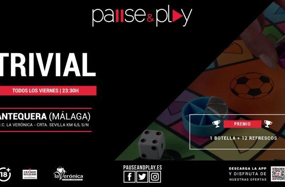 Trivial, Pause And Play, Centro Comercial La Verónica