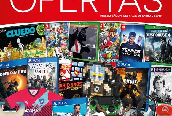 Game: super ofertas para jugones