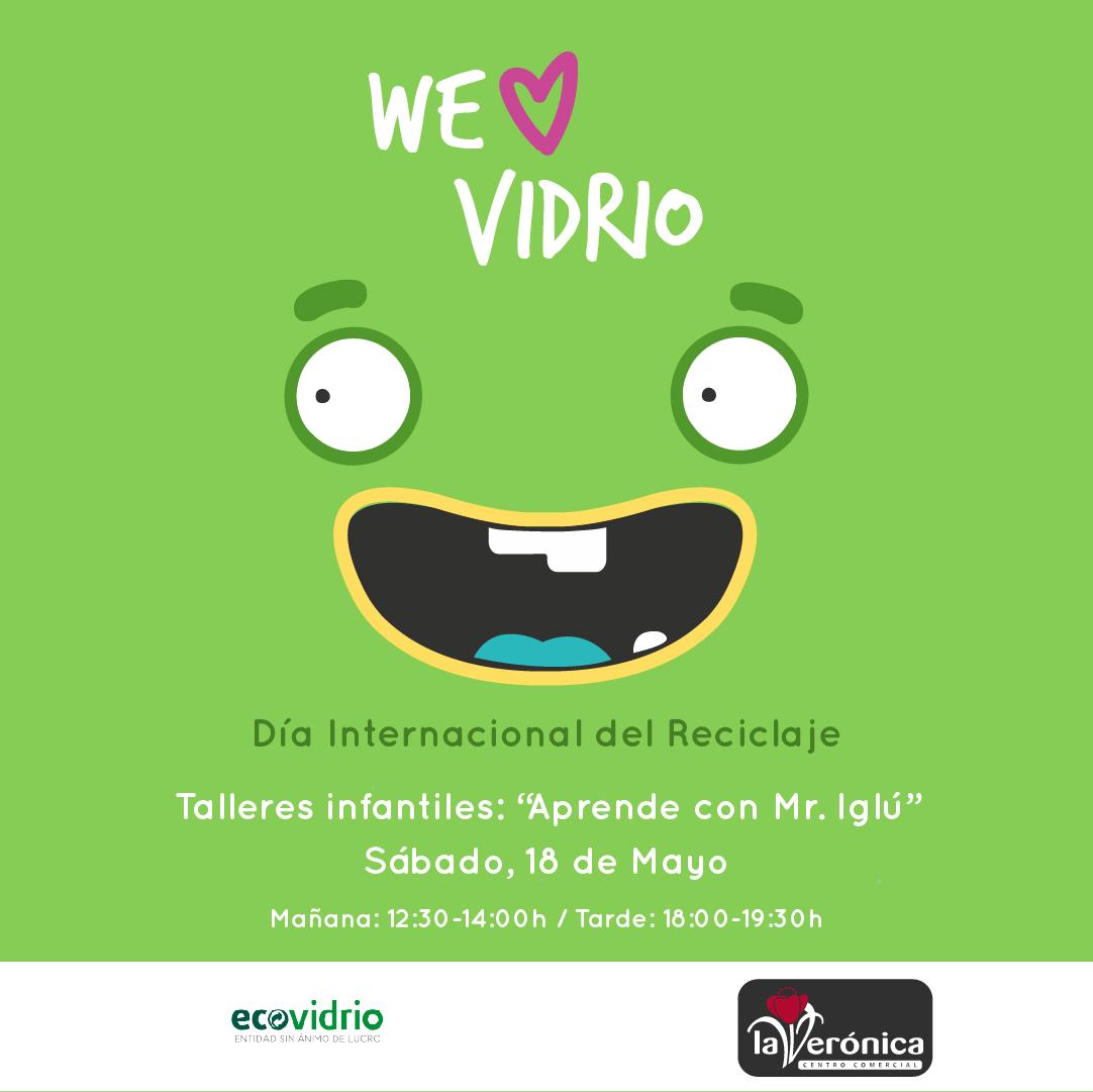 Talleres Infantiles Ecovidrio, Centro Comercial La Verónica