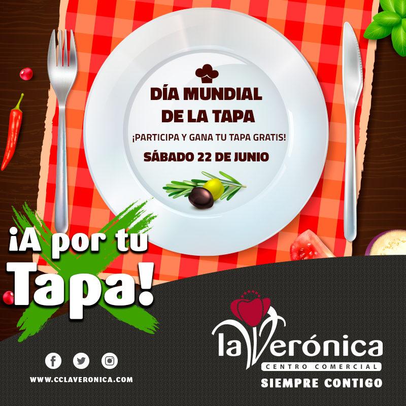 Día Mundial de la Tapa, Centro Comercial La Verónica, Antequera