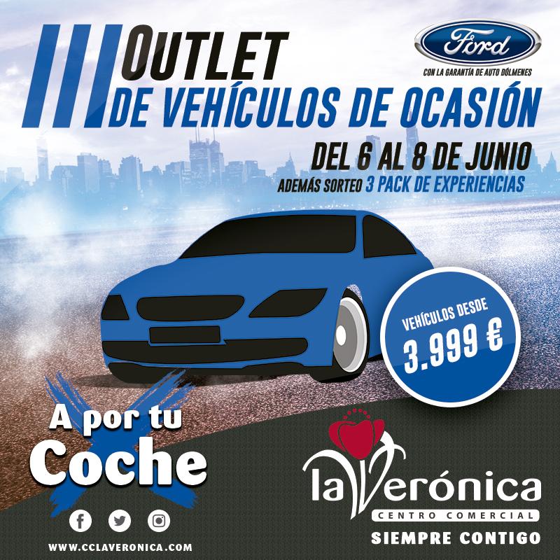 III Outlet Vehículos de Ocasión, Centro Comercial La Verónica