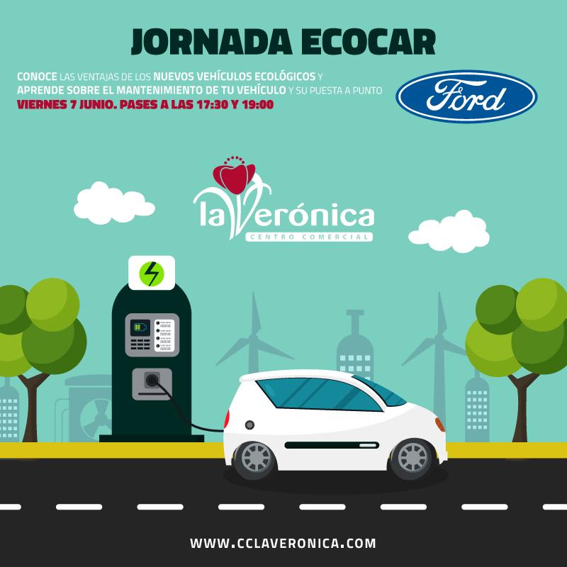 Jornadas Ecocar, Centro Comercial La Verónica