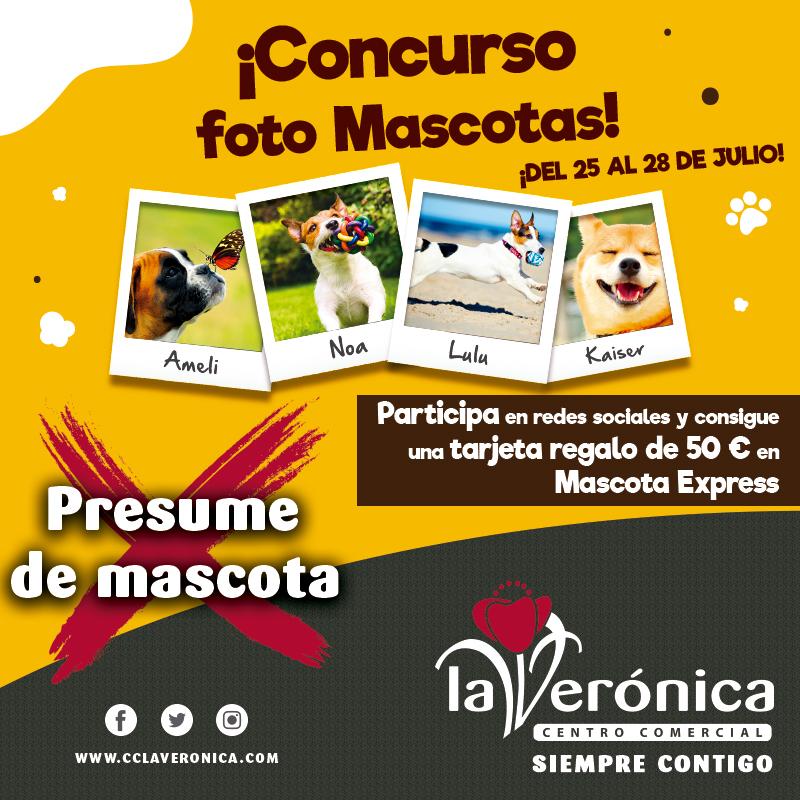 Presume de Mascota, Centro Comercial La Verónica
