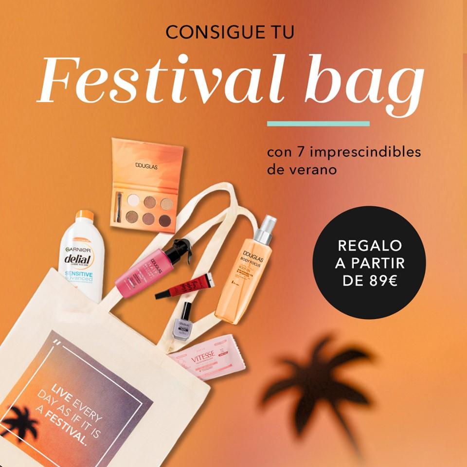 Promoción Perfumería Douglas, Centro Comercial La Verónica