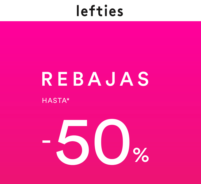 Rebajas Lefties, Centro Comercial La Verónica