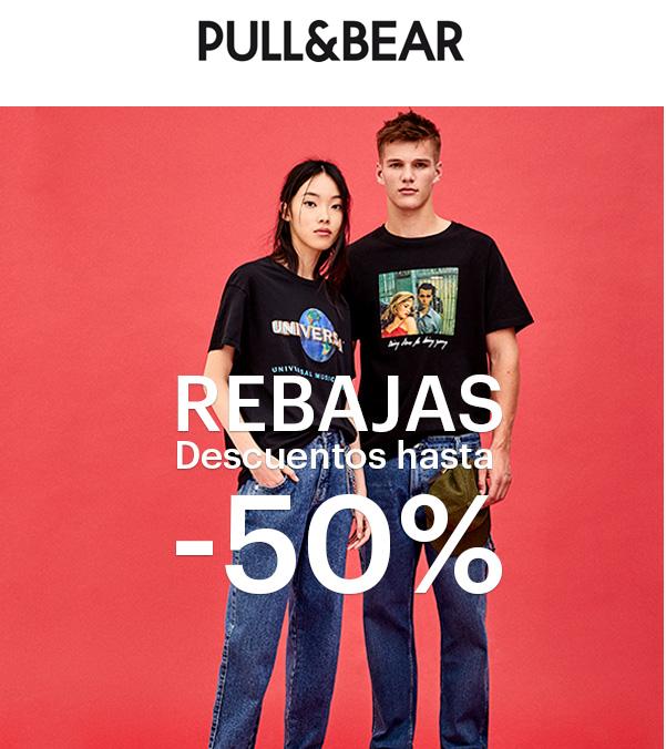 Ofertas Pull&Bear, Centro Comercial La Verónica
