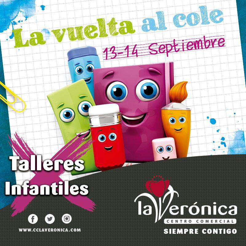 Vuelta al cole C.C. La Verónica
