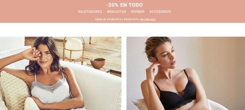 Ofertas Women'secret, Centro Comercial La Verónica