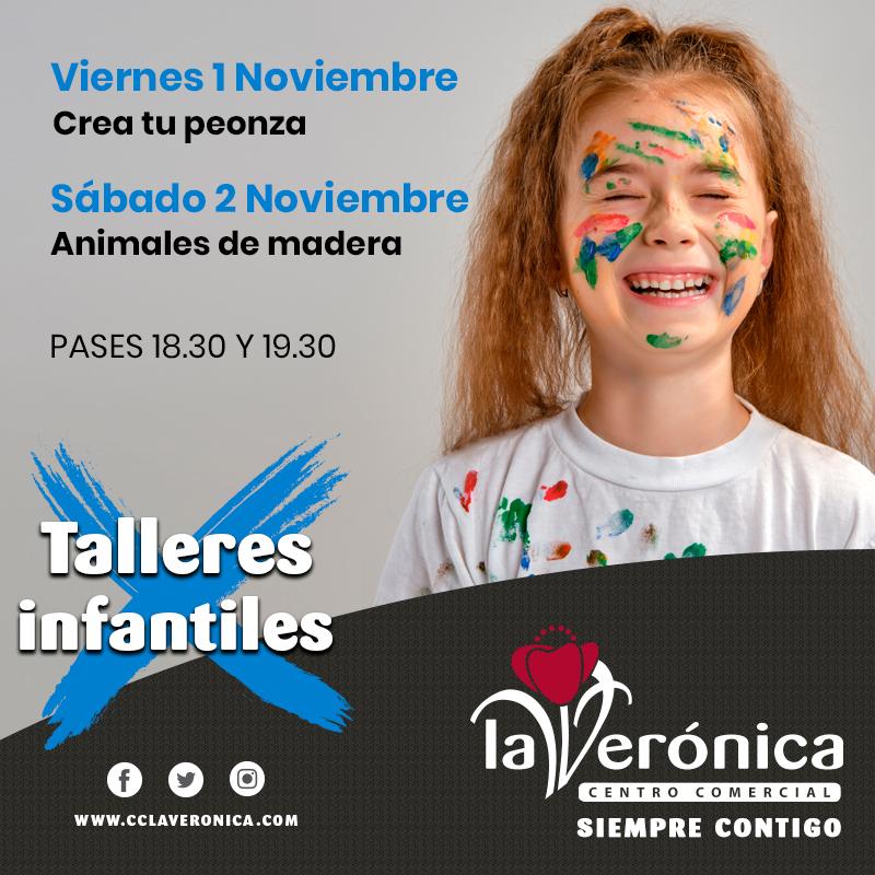 Talleres Infantiles Noviembre, Centro Comercial La Verónica