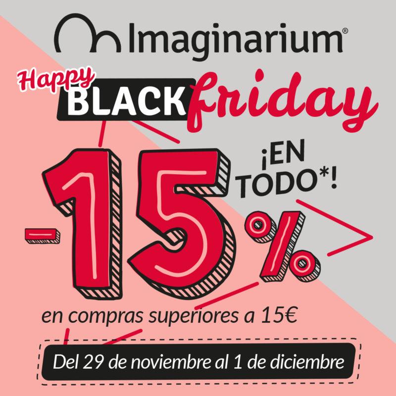 Ofertas BlackFriday Imaginarium, Centro Comercial La Verónica