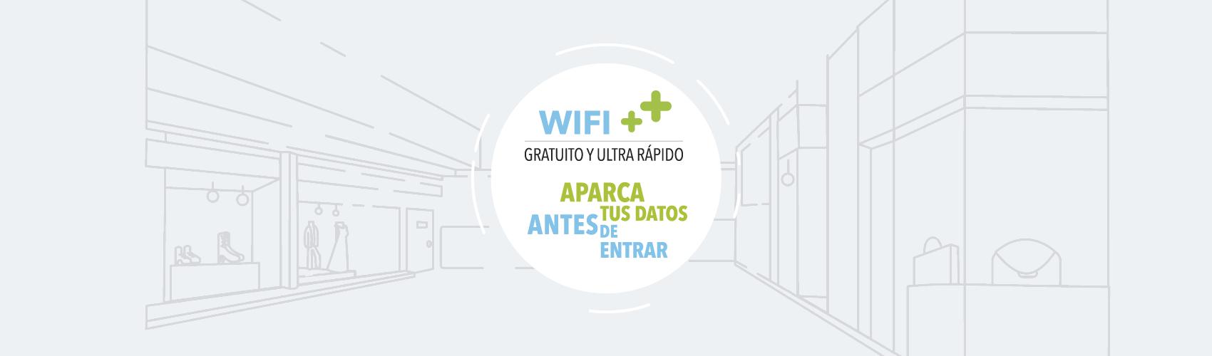Wifi ++ Gratis, Centro Comercial La Verónica