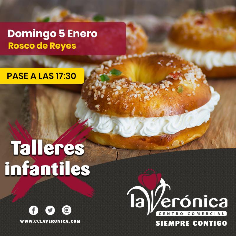 Taller Infantil Rosco Reyes, Centro Comercial La Verónica