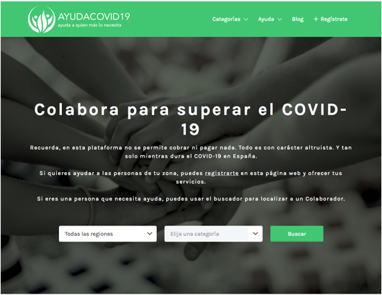 Ayuda COVID19