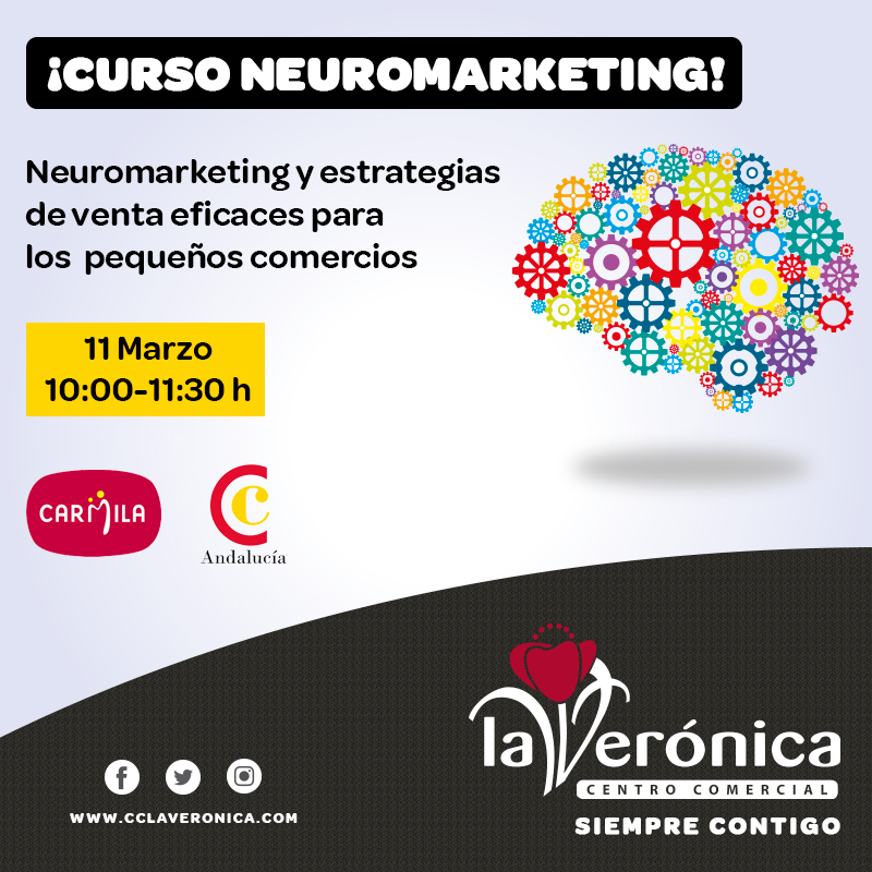 Curso Marketing, Centro comercial La Verónica
