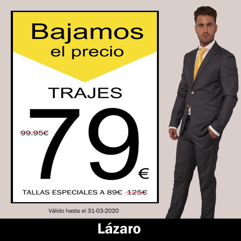Lázaro, Centro Comercial La Verónica